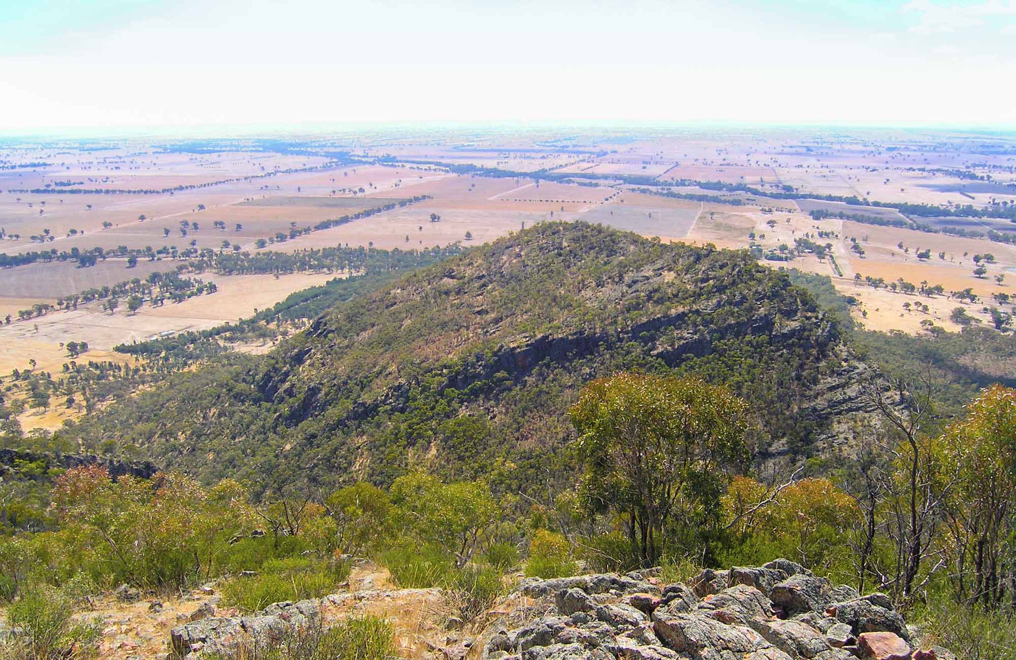 The Rock Nature Reserve - Kengal Aboriginal Place. Photo: C Killick