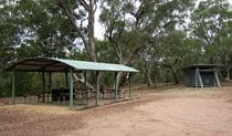 The Rock picnic area, The Rock Nature Reserve - Kengal Aboriginal Place. Photo: Amanda Lavender