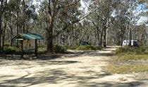 Blatheram campground, Torrington State Conservation Area. Photo: NSW Government