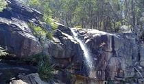 Ugly Corners Falls walk, Torrington State Conservation Area. Photo: NSW Government
