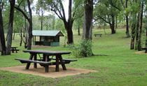 Washpool picnic area and viewing platform, Towarri National Park. Photo: NSW Government