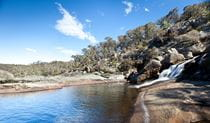 Cascades, Wadbilliga National Park. Photo: Lucas Boyd Photography/NSW Government