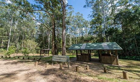 Gur-um-bee picnic area, Wallingat National Park. Photo: John Spencer