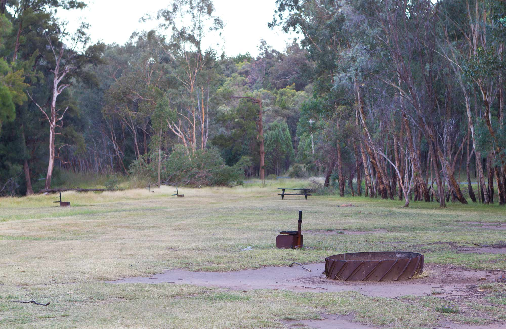 Camp Wambelong, Warrumbungle National Park. Photo: Rob Cleary