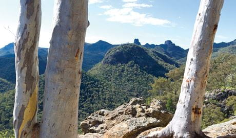 Frans Horizon, Warrumbungle National Park. Photo: Rob Cleary