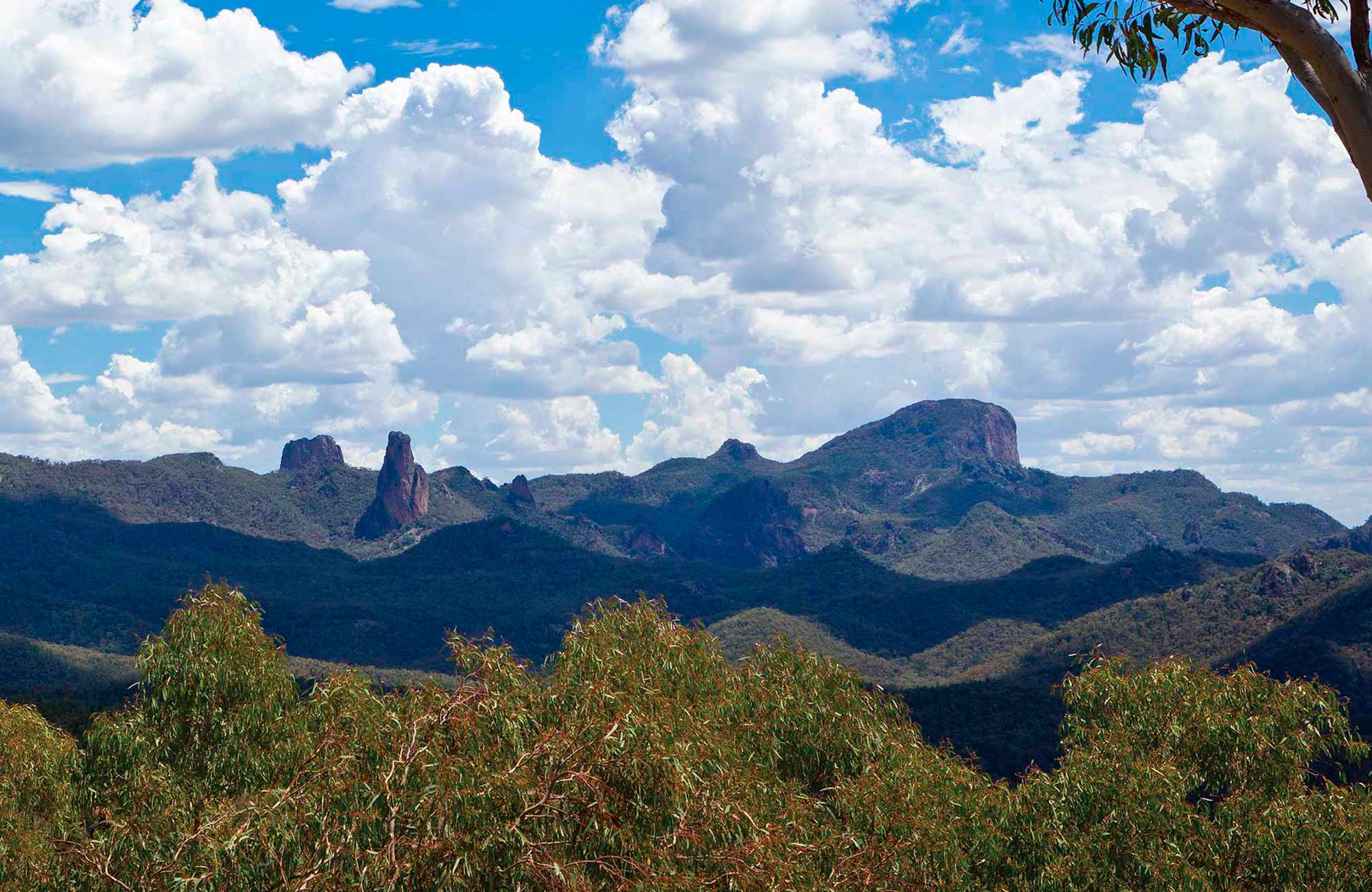 Warrumbungle Environmental Education Centre, Warrumbungle National Park. Photo: Rob Cleary