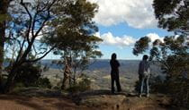 Monkey Face lookout, Watagans National Park