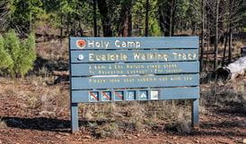 Holy Camp, Weddin Mountains National Park. Photo: C Davis