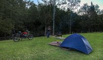 Woko campground, Woko National Park. Photo: John Spencer/NSW Government