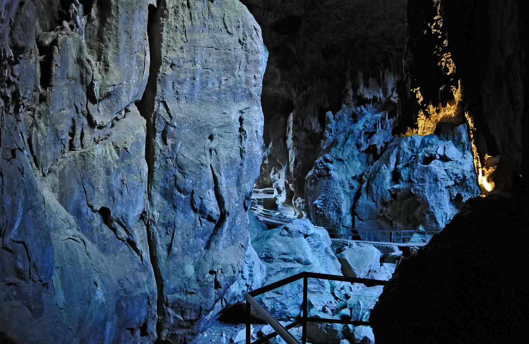 Wombeyan Caves, Wombeyan Karst Conservation Reserve. Photo: Kevin McGrath.
