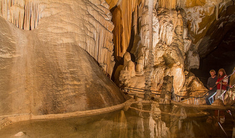 Junction Cave, Wombeyan Karst Conservation Reserve. Photo: Steve Babka