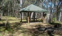 Samual Bollard campground, Woomargama National Park. Photo: Dave Pearce/NSW Government