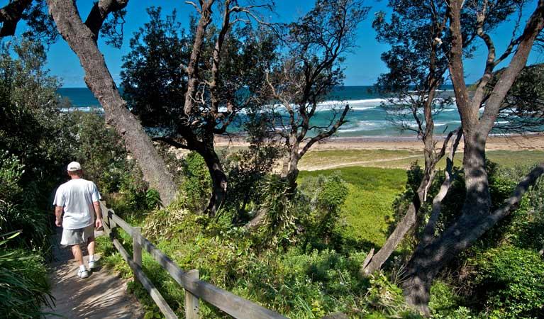 Bateau Bay Beach Picnic Area