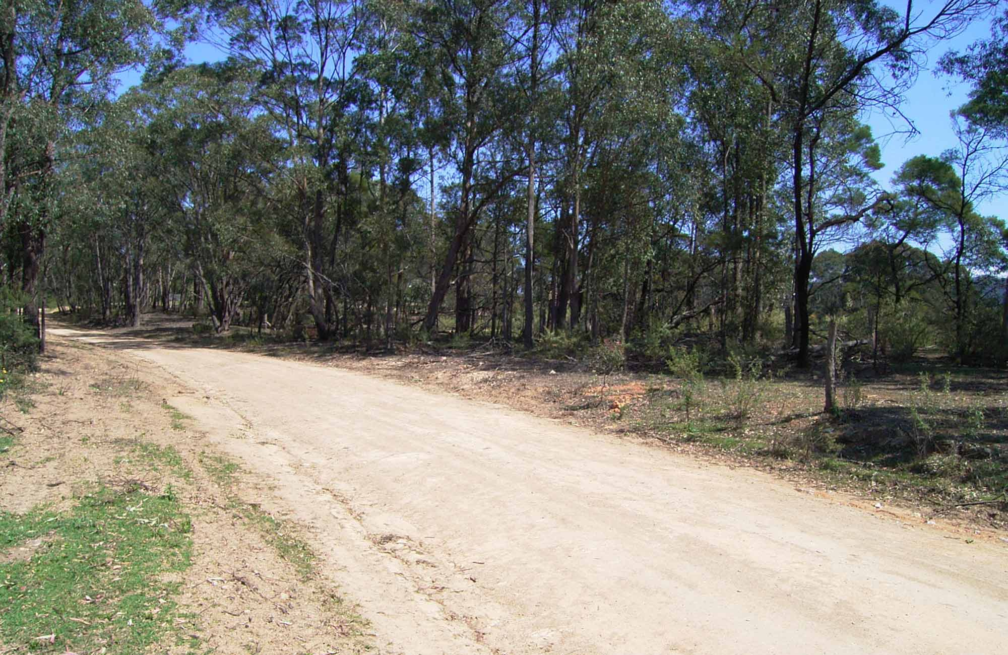 4WD Oberon Colong historic stock route. Photo: OEH