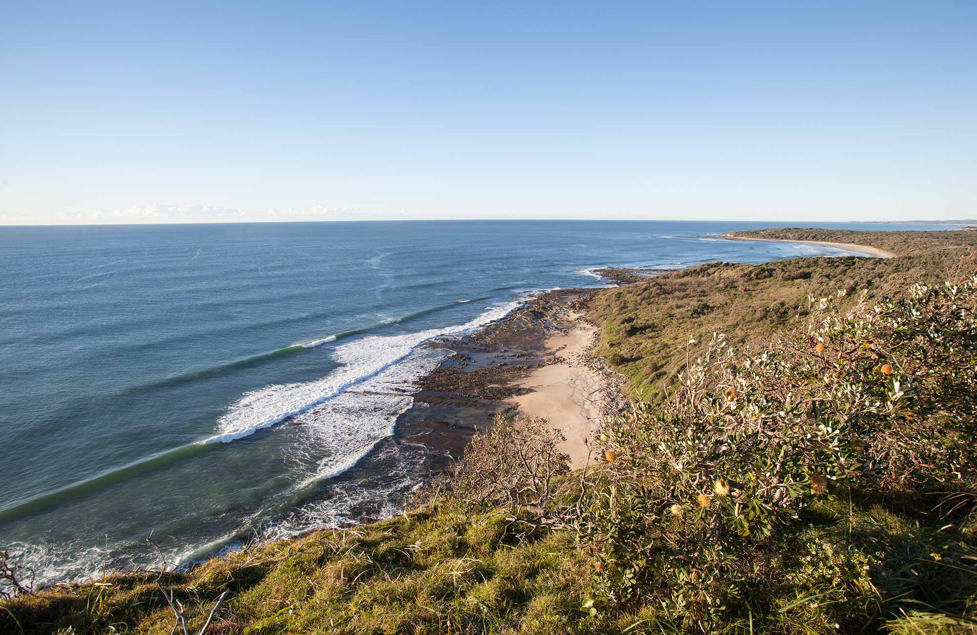 Angourie to Brooms Head Walk, Yuraygir National Park. Photo: Rob Cleary