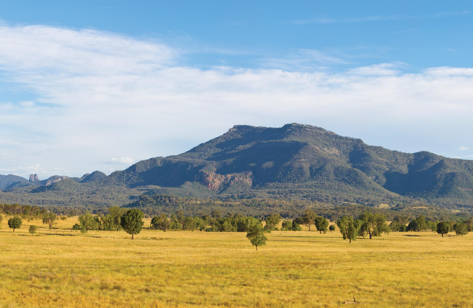 Coonabarabran-Warrumbungle National Park-Tooraweenah, Warrumbungle National Park. Photo: Rob Cleary