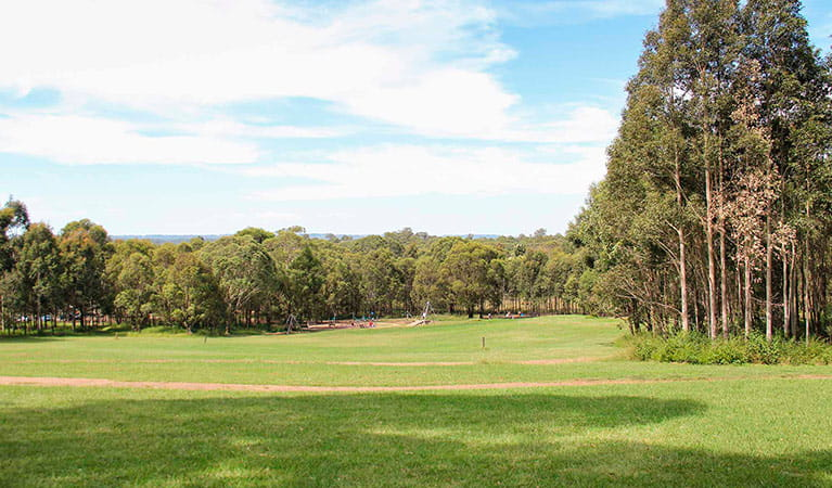 Rouse Hill Regional Park. Photo: John Yurasek