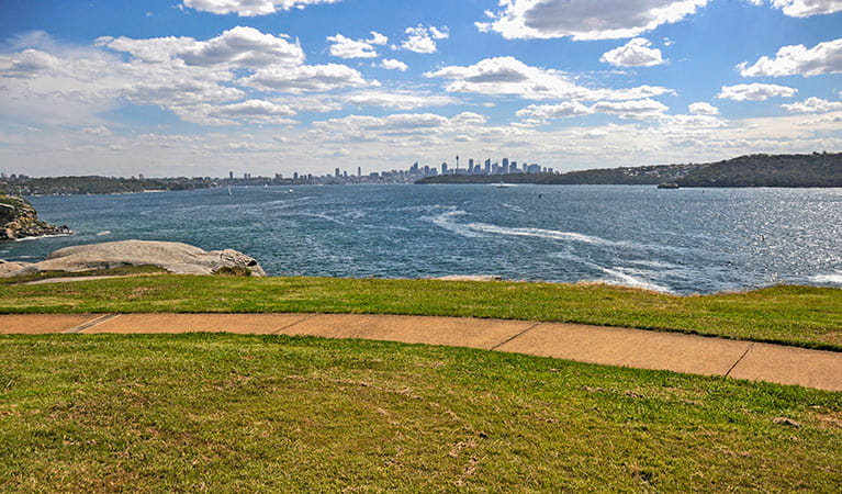 Views from South Head, Sydney Harbour National Park. Photo: Kevin McGrath
