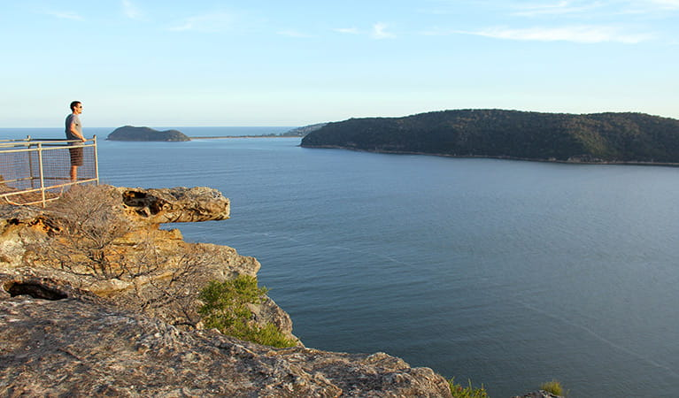 Warrah lookout, Brisbane Water National Park. Photo: John Yurasek