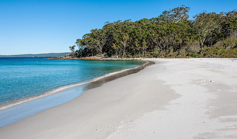 Greenfields Beach, Jervis Bay National Park. Photo: Michael Van Ewijk