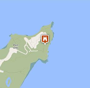 Australia Map Byron Bay.Cape Byron Lighthouse Map Nsw National Parks