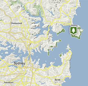 Map Of Sydney Harbour Sydney Harbour National Park | Map | NSW National Parks