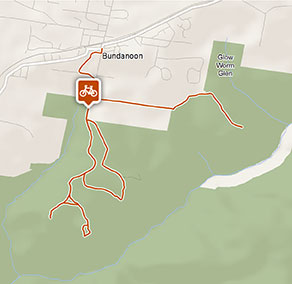 Bundanoon cycling route
