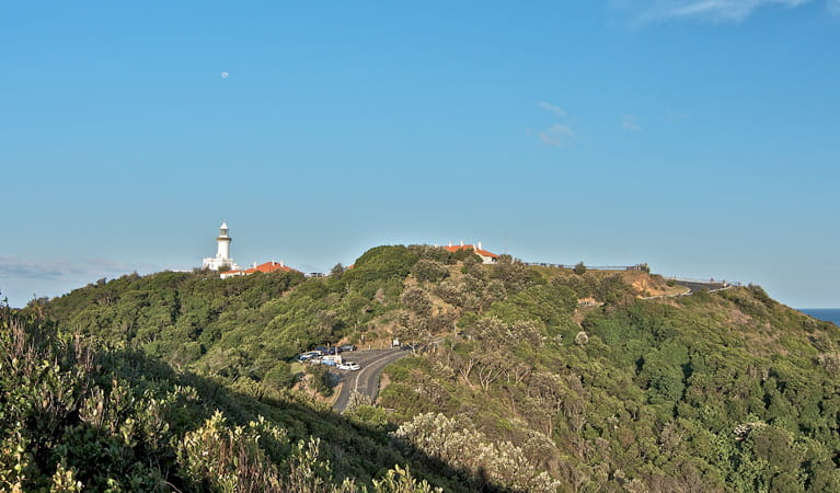 Cape Byron Lighthouse, Cape Byron State Conservation Area. Photo: John Spencer Copyright:NSW Government