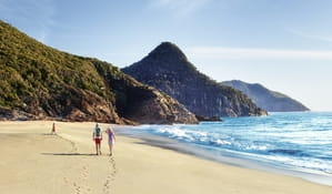 Answer the call, visit Tomaree National Park. Photo: Murray Fredericks