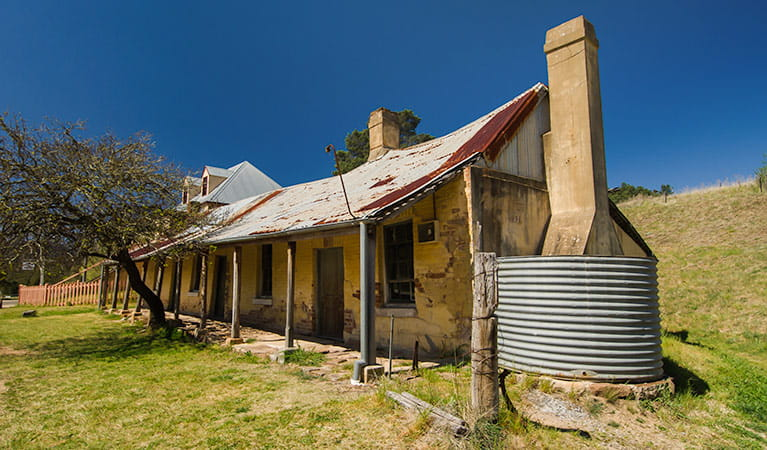 Hartley Historic Site Nsw National Parks