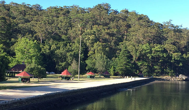 Bobbin Head Picnic Area Offers Plenty Of Space And Is A Popular Fishing Spot In Ku