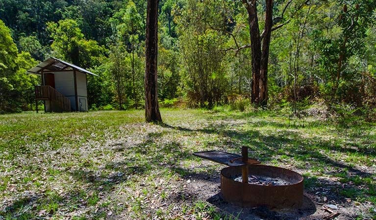 Marramarra National Park, Marramarra Creek campground. Photo: John Spencer/NSW Government