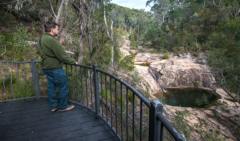Biamanga National Park. Photo: John Spencer/NSW Government