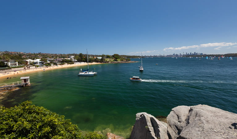 South Head Heritage trail, Sydney Harbour National Park. Photo: David Finnegan