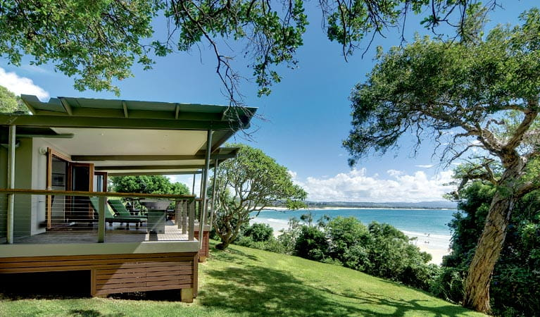 Thomson Cottage, Cape Byron State Conservation Area. Photo: David Young