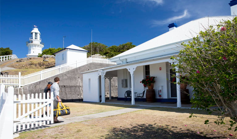 Smoky Cape Lighthouse Bed Breakfast South West Rocks Nsw