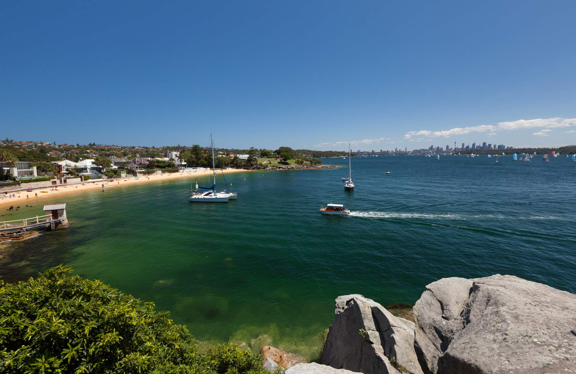 South Head Heritage Walk, Sydney Harbour National Park. Photo: David Finnegan