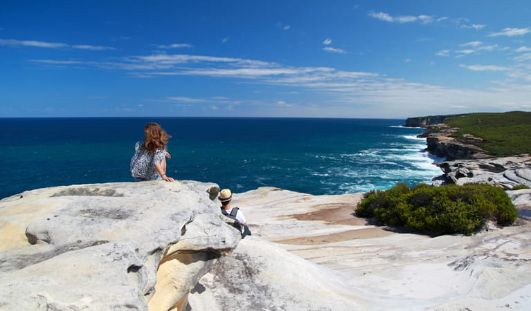 The Coast track, Royal National Park. Photo: Andy Richards