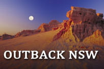 Outback NSW campaign tile.